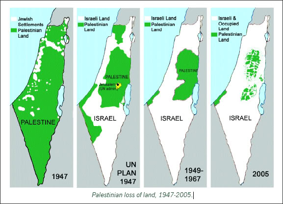 The Israeli Palestinian Conflict What Is The IsraeliPalestinian - Where is israel
